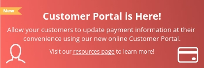 Check out our Customer Portal resources page