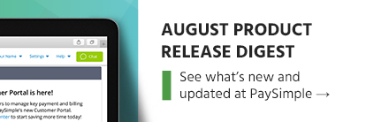 Check out our monthly update that keeps you informed about all our latest features!